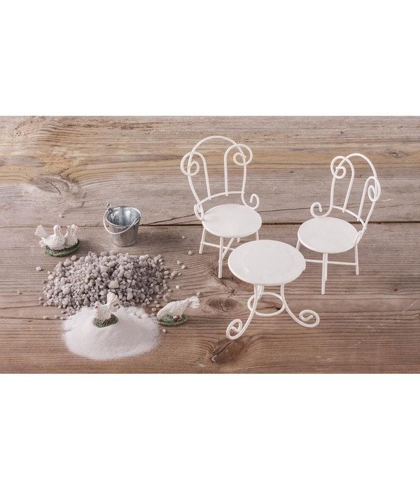 Rayher Mini-Gardening-Set Dreams, 9-teilig