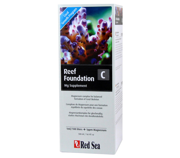 Red Sea Reef Foundation C (Mg)