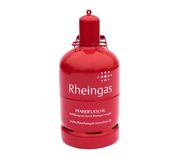 Rheingas Gasflasche, rot, 5 kg Füllung