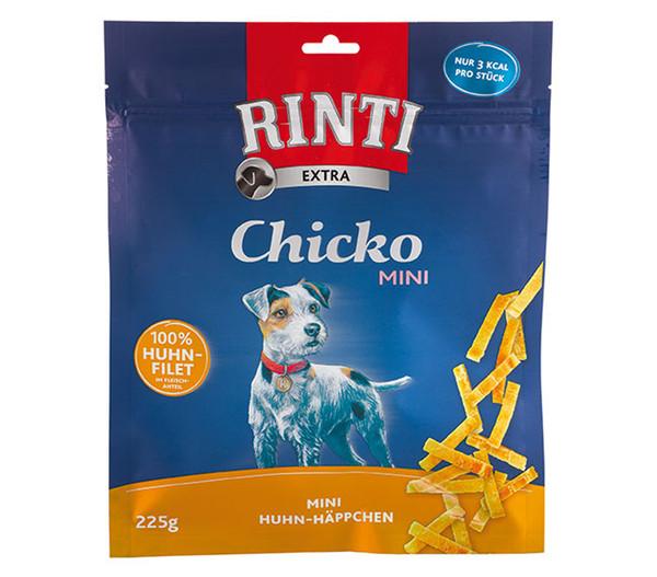 Rinti Chicko Mini Huhn, Hundesnack, 225g