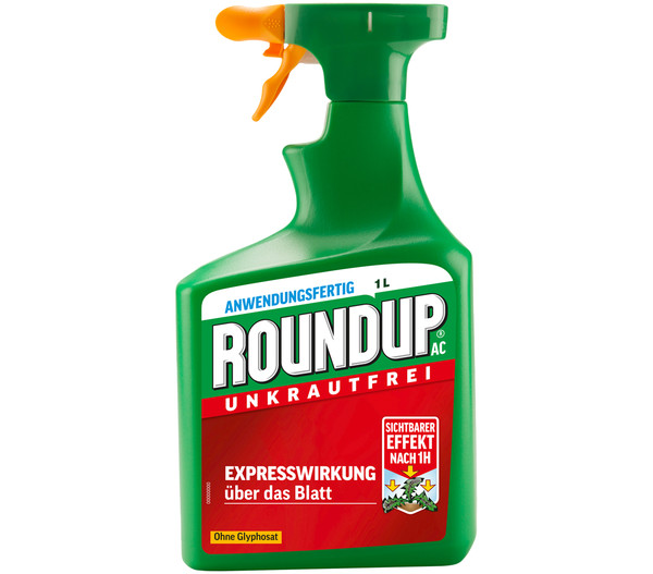 Roundup® Unkrautfrei AC, 1 l
