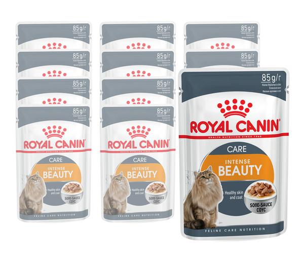 Royal Canin Intense Beauty Nassfutter, 12 x 85g