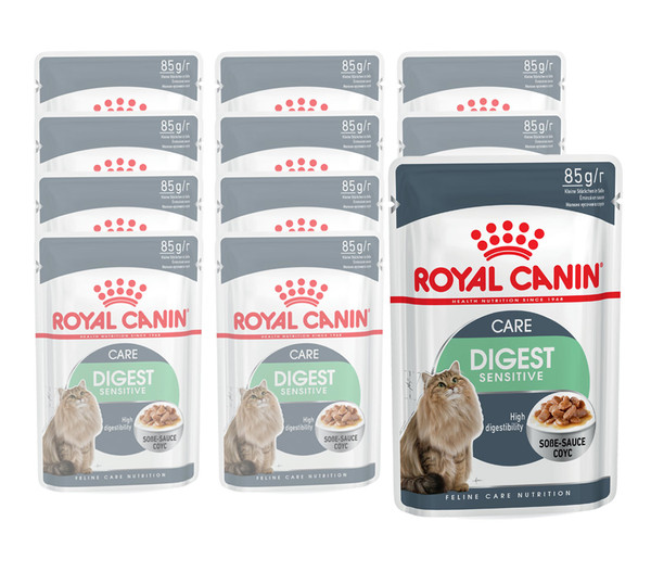 ROYAL CANIN® Nassfutter Digest Sensitive, 12 x 85g