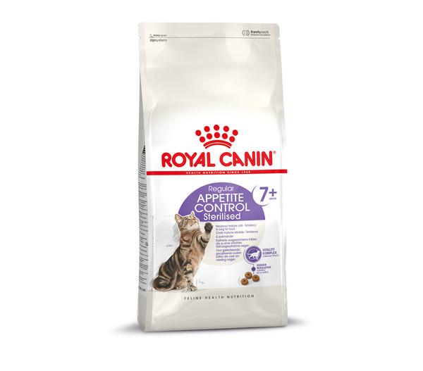 ROYAL CANIN® Trockenfutter Appetite Control Sterilised 7+