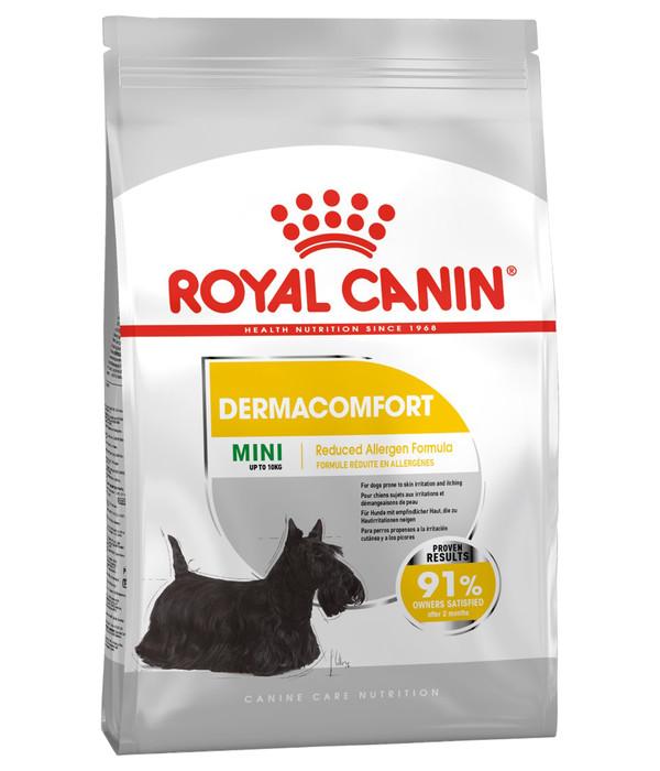 ROYAL CANIN® Trockenfutter Dermacomfort Mini