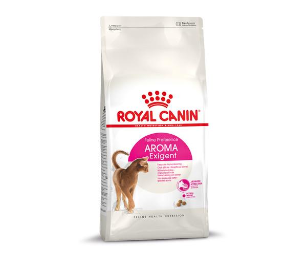 ROYAL CANIN® Trockenfutter Feline Preference Aroma Exigent