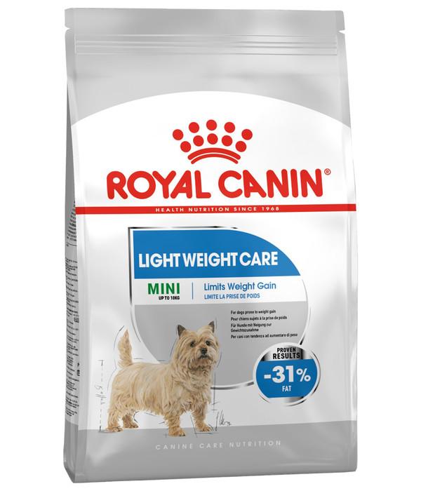 ROYAL CANIN® Trockenfutter Light Weight Care Mini