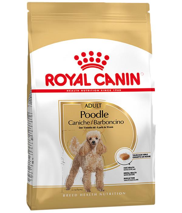 Royal Canin Trockenfutter Poodle Adult