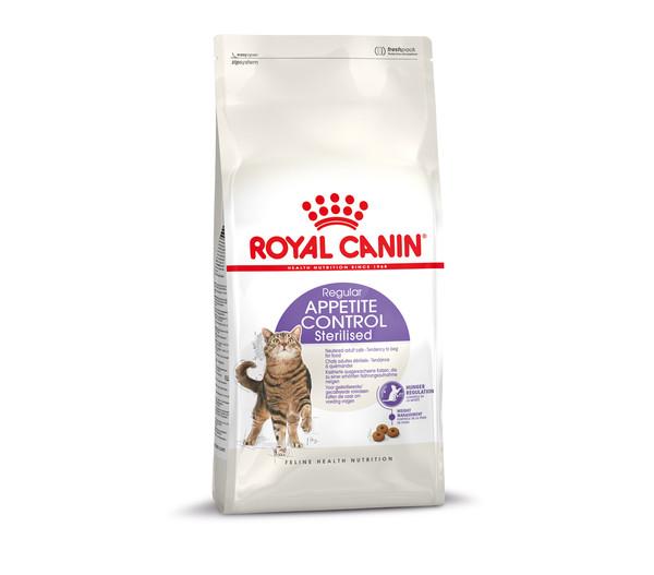 ROYAL CANIN® Trockenfutter Regular Appetite Control Sterilised