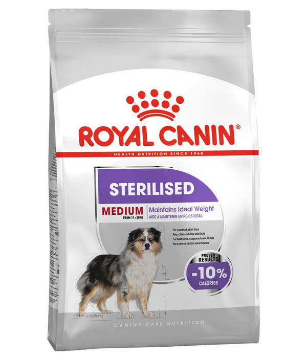 ROYAL CANIN® Trockenfutter Sterilised Medium, 10kg