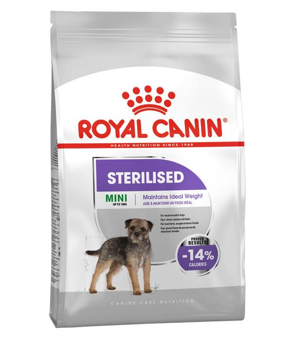 ROYAL CANIN® Trockenfutter Sterilised Mini