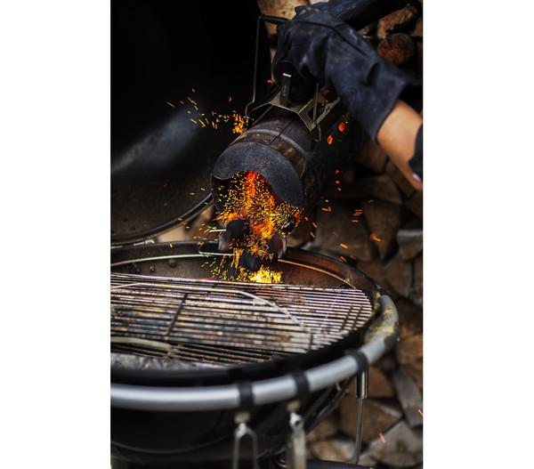 Rösle Grillhandschuhe aus Leder