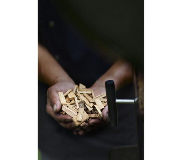 Rösle Räucherchips Hickoryholz, 750 g