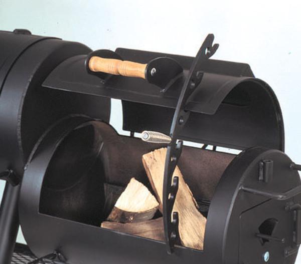 """Rumo BBQ Deckelhalter (groß) für 16"""" Longhorn/Chuckwagon"""