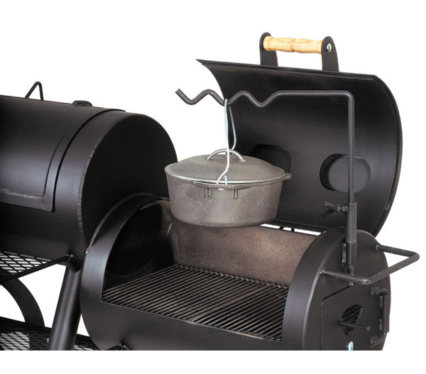 Rumo BBQ Schwenkarm für Smoker