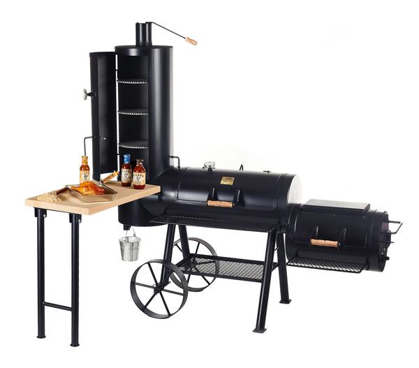 """Rumo BBQ Seitentisch für 16"""" Wild West, Special Tradition"""