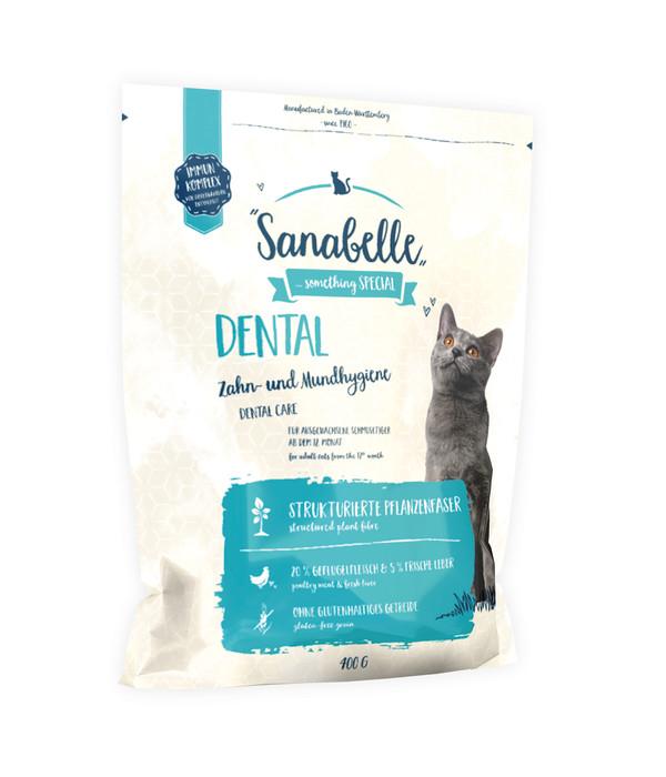 Sanabelle® Trockenfutter Dental