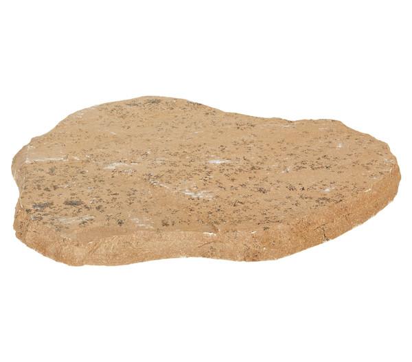 Sandstein-Trittplatte, 2,5/3,5 x 40 x 40 cm