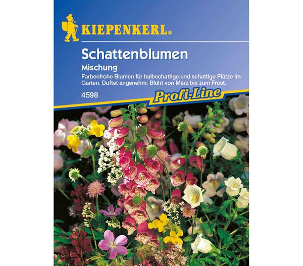 Schattenblumen Mix, Saatgut von Kiepenkerl