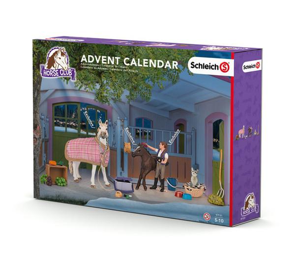 Schleich Adventskalender Pferde