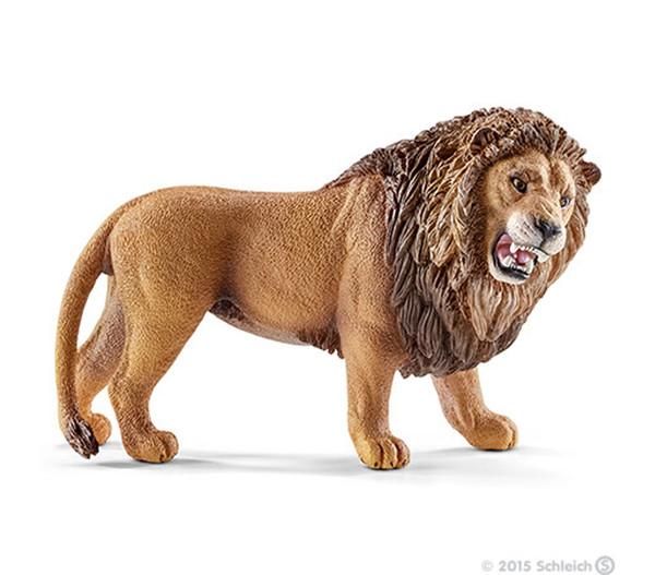 Schleich Löwe, brüllend