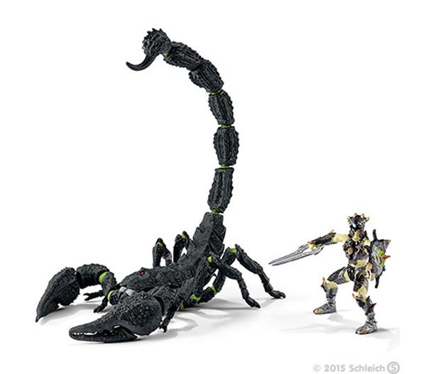 Schleich Skorpionreiter Xoromon