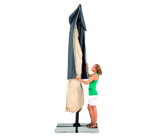 Schneider Classics Sonnenschirm Rhodos, 300 x 300 cm
