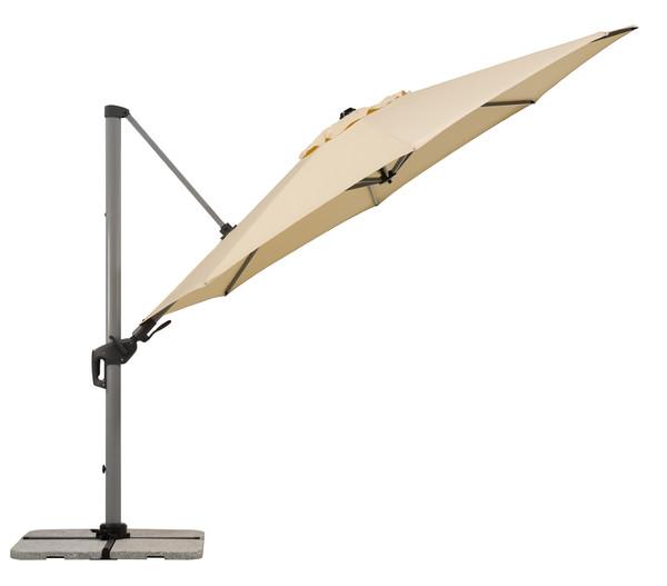 Schneider Premium Ampelschirm Bermuda, Ø 350 cm
