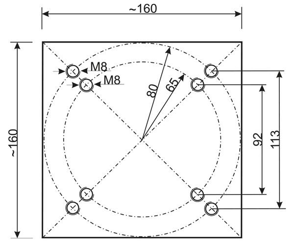 Schneider Sunny Ampelschirm Venus, Ø 300 cm