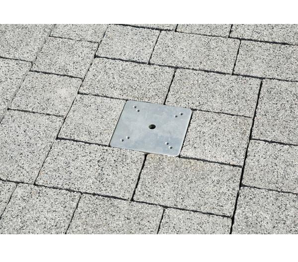 Schneider Universal-Bodenplatte für Gartenschirme