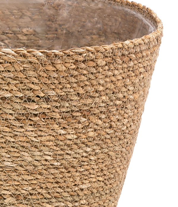 Seegras-Korb, braun
