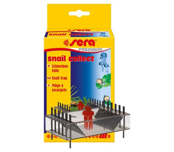 sera Snail Collect, Schneckenfalle