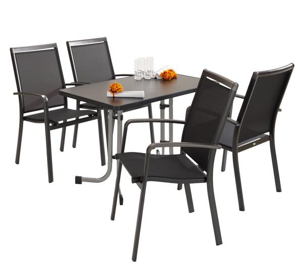 sieger boulevard klapptisch 115 x 70 cm dehner. Black Bedroom Furniture Sets. Home Design Ideas