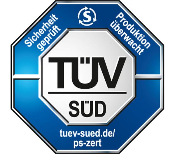 Sieger Boulevard-Klapptisch mecalit®-PRO, 115 x 70 x 72 cm