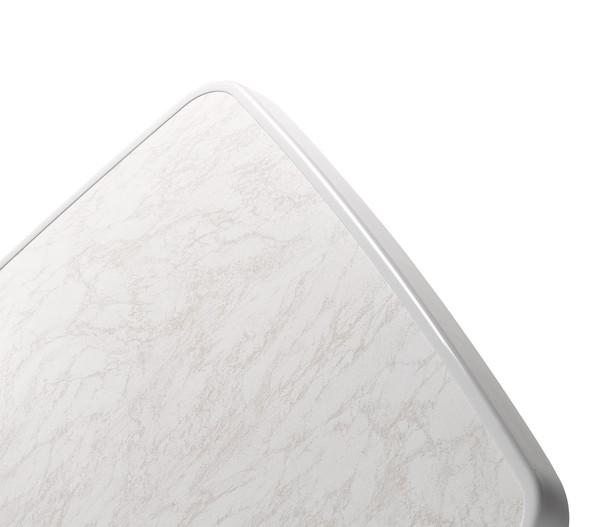 Sieger Boulevard-Klapptisch mit mecalit-PRO®-Platte, 140 x 90 cm