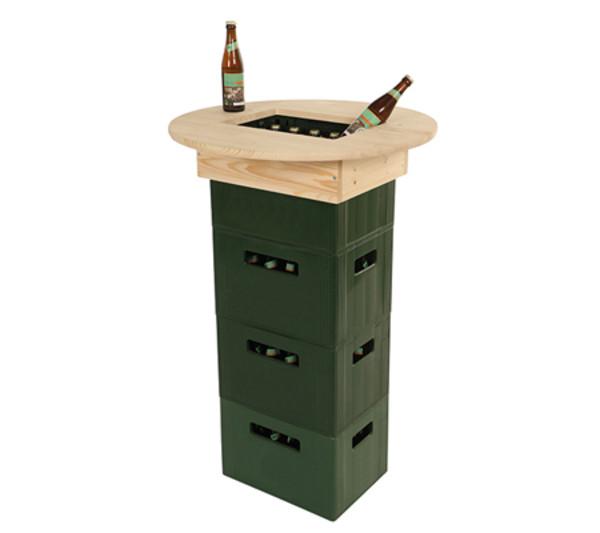 Siena Garden Bierkasten-Tischaufsatz