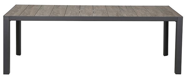 Siena Garden Dining-Tisch Silva, 220 x 100 cm