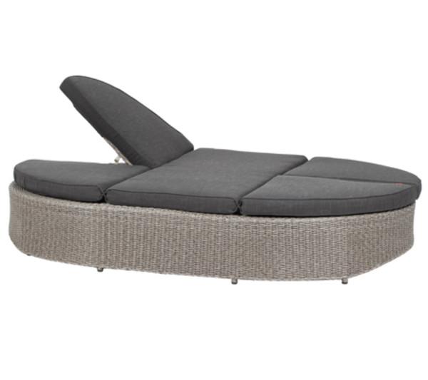 siena garden multilounger rivoli ca 221 x 150 x 35 cm dehner. Black Bedroom Furniture Sets. Home Design Ideas