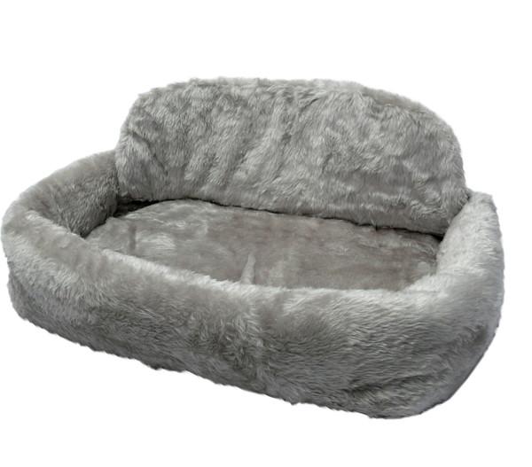 Silvio Design Hundesofa de Luxe mit Kissen