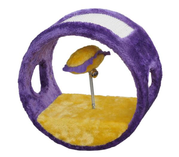 Silvio Design Katzenspielzeug Spielrad