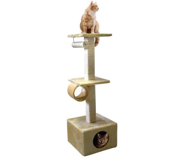 """Silvio Design Kratzbaum """"Cats World"""", beige"""
