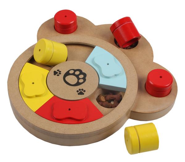 Silvio Design Trick Rondell Hundespielzeug