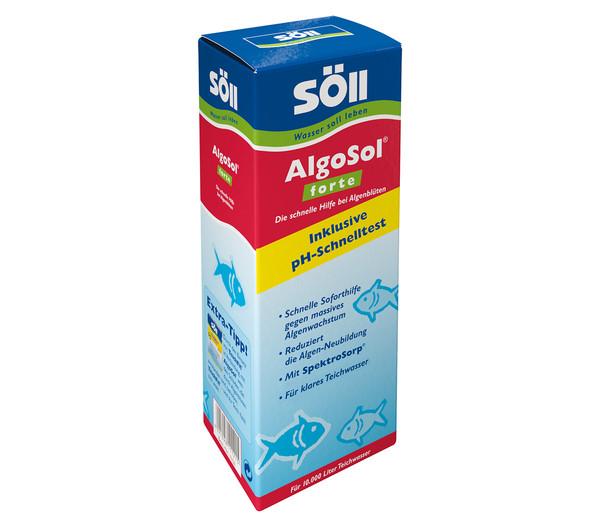 Söll AlgoSol® forte, Algenmittel