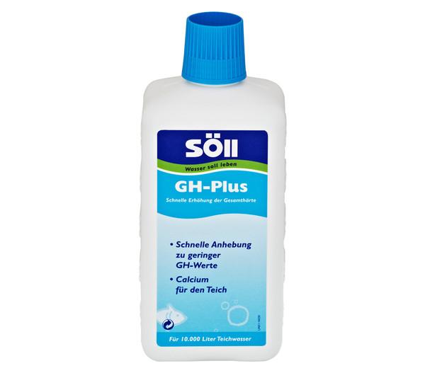 Söll GH-Plus, Teichwasserpflege, 500 ml