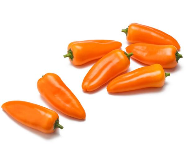 Snackpaprika, orange