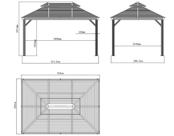 Sojag Pavillon Mykonos