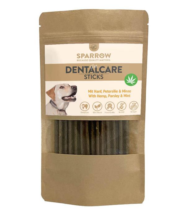 SPARROW Pet Hundesnack DentalCare Sticks
