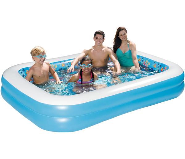 Summer Waves Familienpool 3D