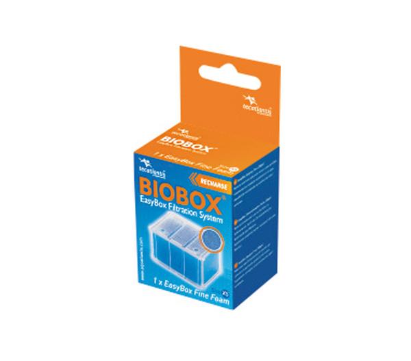 tecatlantis EasyBox Filterschwamm fein