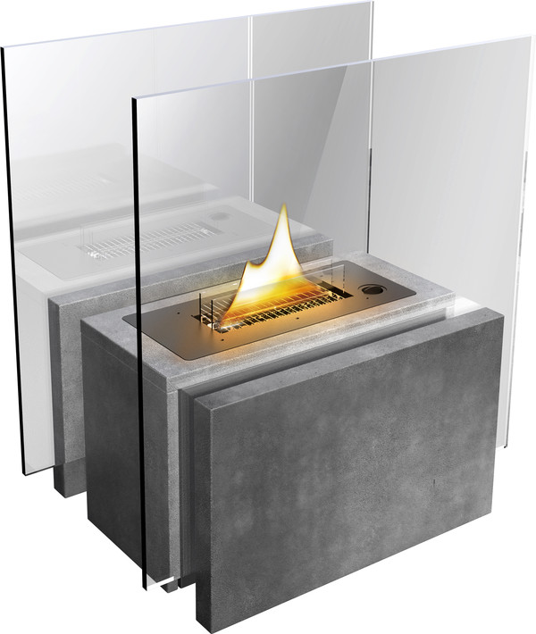 Tenderflame 'Freestanding'